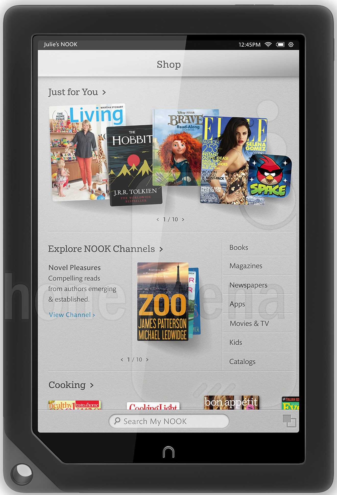 Barnes & Noble NOOK HD Plus