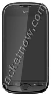 HTC Glacier