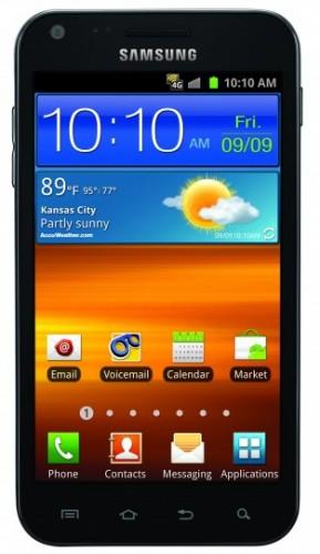Samsung Epic 4G Touch
