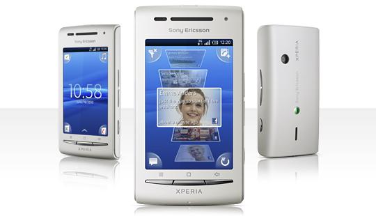 sony ericsson xperia x8 black 3g. Sony Ericsson Xperia X8